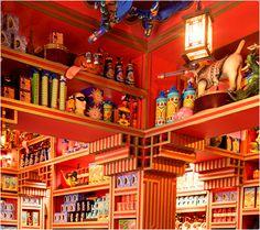 ゾンコ™の「いたずら専門店」|ウィザーディング・ワールド・オブ・ハリー・ポッター™|ショップ|アトラクション パーク紹介|USJ