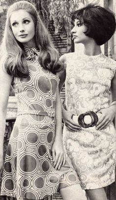 made in the sixties — sixtiesnseventies: Burda 1967