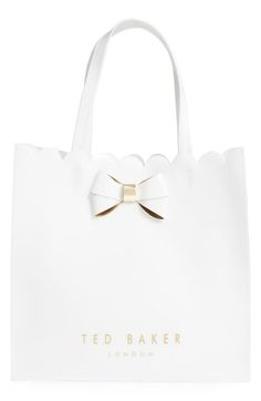 28a665cf8634 TED BAKER  Large Icon - Bow  Tote.  tedbaker  bags  hand