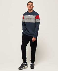 Shop Superdry Mens Gym Tech Cut Crew Sweatshirt in Black/acid Orange. Buy now with free delivery from the Official Superdry Store. Polo Design, H M Man, Superdry Mens, Creative Posters, Staple Pieces, Crew Sweatshirts, Fabric Material, Underwear, Men Sweater