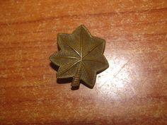 Collar badge de major (USA)