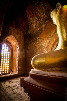 Buddha's Light, Bagan, Burma