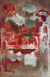 Untitled, Mark Rothko, 1944, Sammlung Frieder Burda
