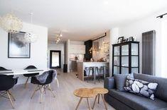 Design functional intr-un apartament pentru o familie numeroasa- Inspiratie in amenajarea casei - www.povesteacasei.ro