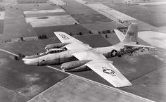 B-45 Tornado by North American