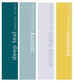 Need Some Wedding Color Inspiration? Here Are the Hot Colors for 2011!
