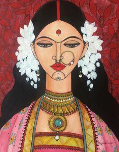Pink jaquard/ Mona Biswarupa/Collectiivitea