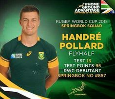 ... Rugby World Cup, South Africa, Sports, Hs Sports, Sport