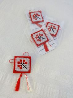 Cross Stitch Embroidery, Cross Stitch Patterns, Baba Marta, 8 Martie, A3, Spring Time, March, Amigurumi, Embroidery