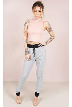 Calça Moletinho Riri - fashioncloset
