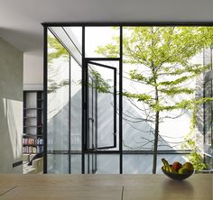 Private house on Rieteiland, Amsterdam 2010-2013 by office winhov