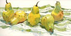 pears by shari blaukopf