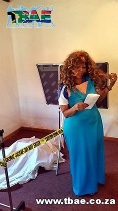 JHI Retail Murder Mystery Team Building Overberg #JHIRetail #MurderMystery #TeamBuilding