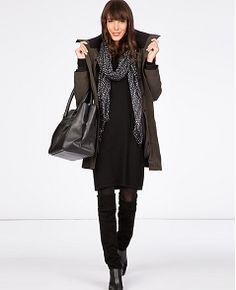 Follow me Robe En Cachemire, Robe Comptoir Des Cotonniers, Collection De  Robes, Vêtements 342cd56a681