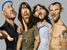Red Hot Chili Peppers. All day everyday.