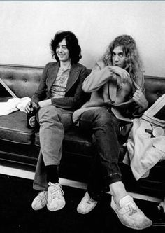 June 25, 1972 - The Forum - Los Angeles, California.  Backstage.