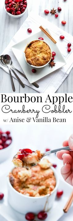 Sweet, boozy and full of Fall comfort; easy to make in single servings or for sharing   Vanilla And Bean