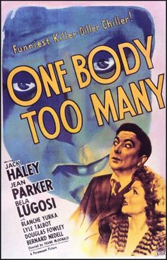 One Body Too Many (1944) Bela Lugosi, Jack Haley