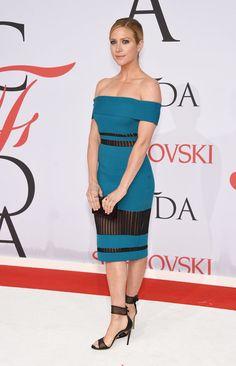 Pin for Later: Les CFDA Awards Remportent le Prix Pour Tapis Rouge le Plus Chic de L'année Brittany Snow