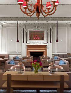 Harlow, Meyer Davis Studio - Restaurant & Bar Design