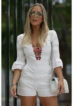 Summer Outfits, Girl Outfits, Fashion Outfits, Fashion Trends, Casual Wear, Casual Outfits, Girl Fashion, Womens Fashion, Fashion Design