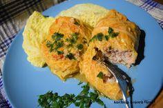 Kuchnia Koloru Blond: Gołąbki klasyczne w sosie pomidorowym Blond, Chicken, Meat, Cubs