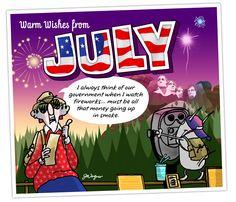 4th july cards hallmark