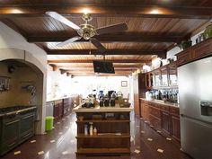 Main house kitchen - view 2
