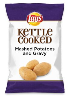 Wouldn't Mashed Potatoes and Gravy be yummy as a chip? Lay's Do Us A Flavor is back, and the search is on for the yummiest chip idea. Create one using your favorite flavors from around the country and you could win $1 million! https://www.dousaflavor.com See Rules.