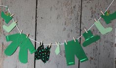 St.+Patricks+Day+Decoration+Leprechaun+Laundry+by+primsandproper,+$28.00