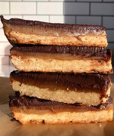 I Just Made Billionaire's Shortbread—and It's Even More Delicious Than a Twix Bar | Billionaires shortbread is a classic crowd pleaser, with layers of salted caramel, chocolate, and classic shortbread fans. Plus, who can resist that flaky salt on top?