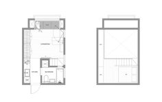 Apartamento de 22m2 em Taiwan,Planta Após Reforma