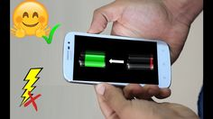 كيف تشحن هاتفك في ثواني باستعمال يدك فقط - بدون كهرباء (أبهر أصدقاءك)