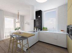 Biela kuchynská linka Table, Furniture, Home Decor, Decoration Home, Room Decor, Tables, Home Furnishings, Home Interior Design, Desk