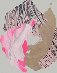 View Mountain Painting by Noël Skrzypczak at Neon Parc in City, Australia. Discover more artworks by Noël Skrzypczak on Ocula now. Pink Abstract, Art And Architecture, Abstract Expressionism, Doodle Art, Lovers Art, Diy Art, Art Inspo, Painting & Drawing, Art Drawings