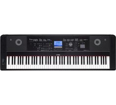 The Yamaha DGX660 88-key Portable Grand showcases a variety of interactive features that make learning, playing and sharing music fun for…