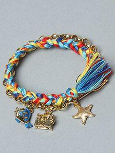 jewelry Ariel charm bracelet