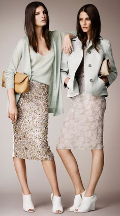 Burberry Resort 2014 pinned by Maria