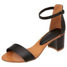 Maggie Block Heel Sandals - Nude | Target Australia