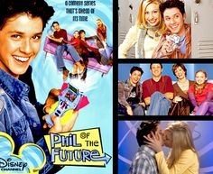 Phil of the Future -- this show was so fabulous
