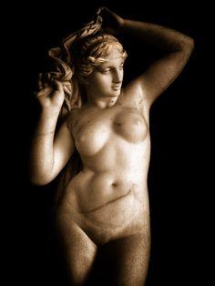 Vénus by Tiquetonne - The Louvre, Paris
