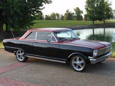 Custom 1963 Chevy II Nova | Ad #181906119 Posted:2013-07-21 17:21:29
