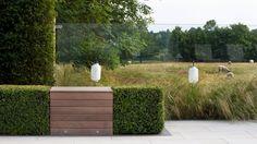 Modern Rustic garden  Marcus Barnett