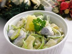 Polish Recipes, Bon Appetit, Potato Salad, Cabbage, Salads, Fish, Meals, Chicken, Vegetables
