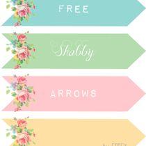 Free_Shabby_Chic_Digital_Arrows_FPTFY