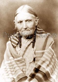 1920's Photo KIOWA Native American Indian White Captive Child Millie Jane Durgan