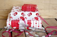 Wrapping paper for sale on Spoonflower