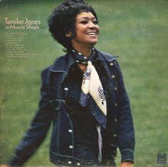 Tamiko Jones - In Muscle Shoals (1969)