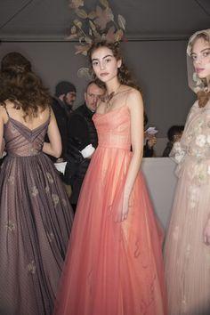 Christian Dior Spring 2017 Couture Beauty Photos - Vogue