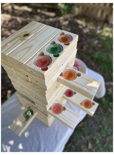 Drinking Games For Parties, Adult Party Games, Adult Games, Outdoor Drinking Games, Drinking Games Outdoors, Two People Drinking Games, Camping Drinking Games, Bbq Party Games, Jenga Drinking Game